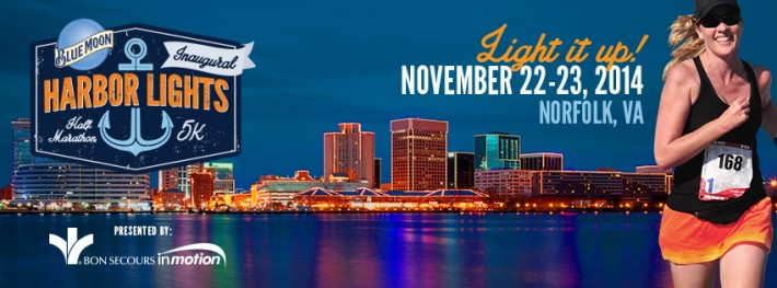 Blue Moon Harbor Lights Half Marathon & 5K